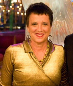 Eve Ensler will be at Fordham Friday. (Wikimedia)