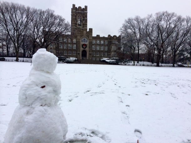 This is Keating Hall.