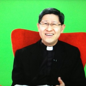 Luis Antonio G. Cardinal Tagle from the Philippines. (Twitter)