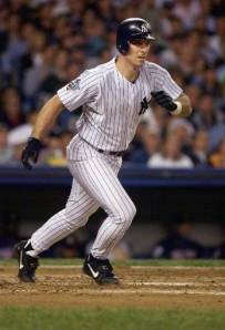 Tino Martinez during the 1999 World Series. (AP)