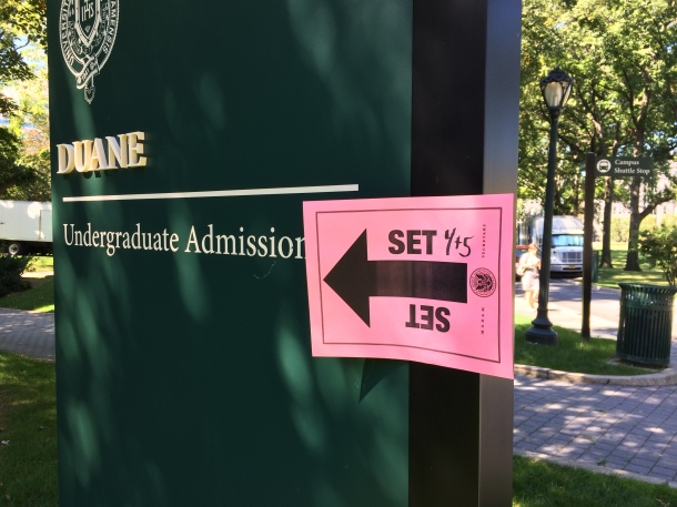 'Madam Secretary,' new CBS drama, films at Rose Hill