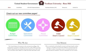 usg website