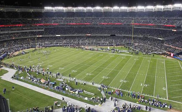 Football to play Holy Cross at Yankee Stadium next year – Fordham Daily